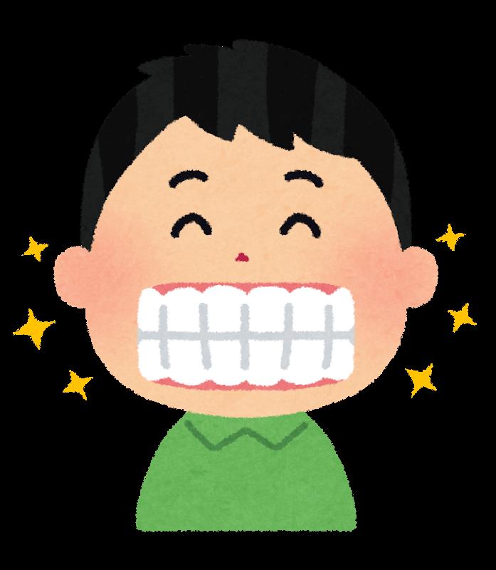 「歯並び イラスト」の画像検索結果