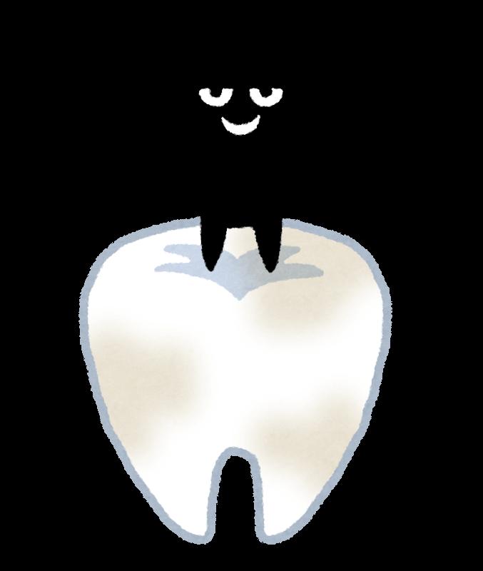 むし歯のイラスト | かわいいフリー素材集 いらすとや